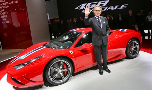 फेरारीची नवीन Ferrari 458 Speciale