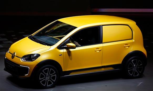 फोक्सवॅगनची नवीन 2load-up कार
