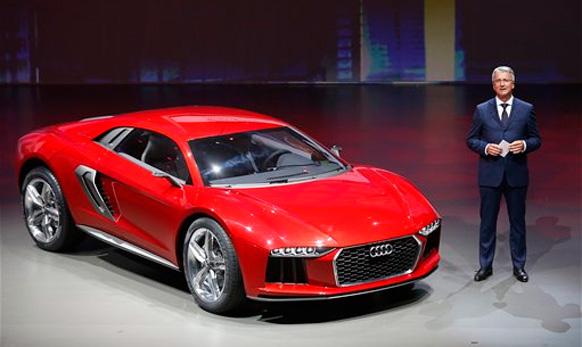 ऑडीची नवीन कार Audi Nanuk Quattro