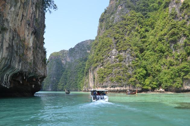 थायलंडचं सौंदर्य १