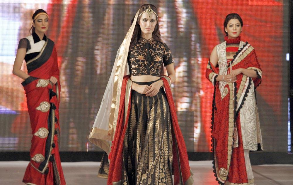पाकिस्तानातील फॅशन शो