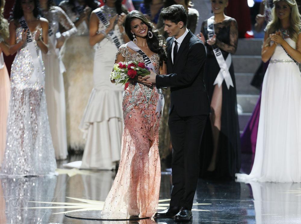 मिस युनिव्हर्समध्ये मिस ब्राझिल
