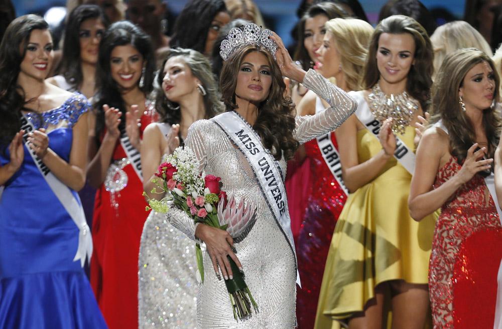 मिस युनिव्हर्स २०१३ गॅब्रिएला इसलेर- व्हेनेझुएला