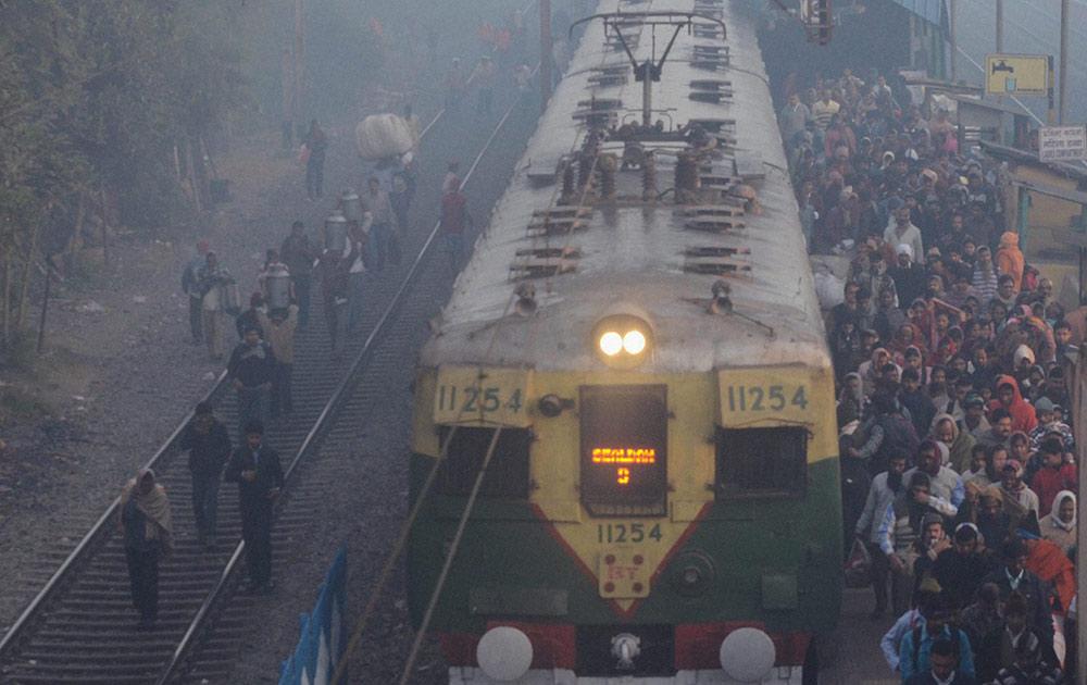 कोलकाता रेल्वे स्टेशन