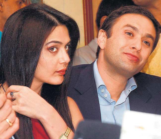 प्रीती झिंटा आणि नेस वाडिया - एकेकाळचं प्रेमी युगुल