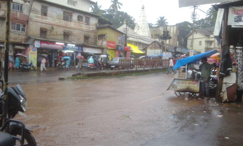 रत्नागिरीतली पाऊस