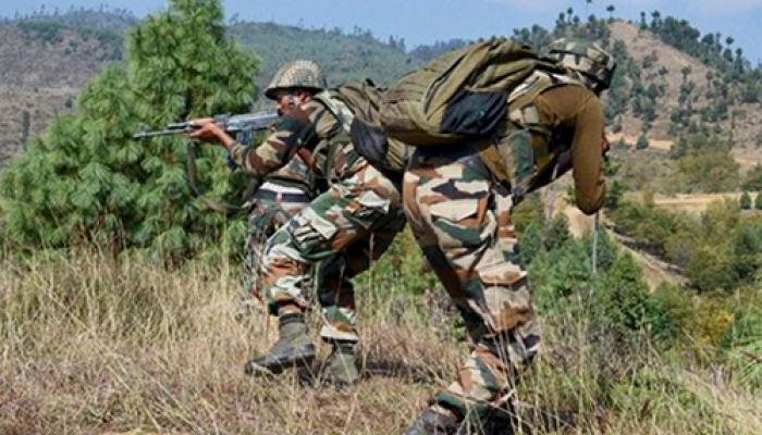 पाकिस्तान सैन्याकडून सीमा भागात गोळीबार
