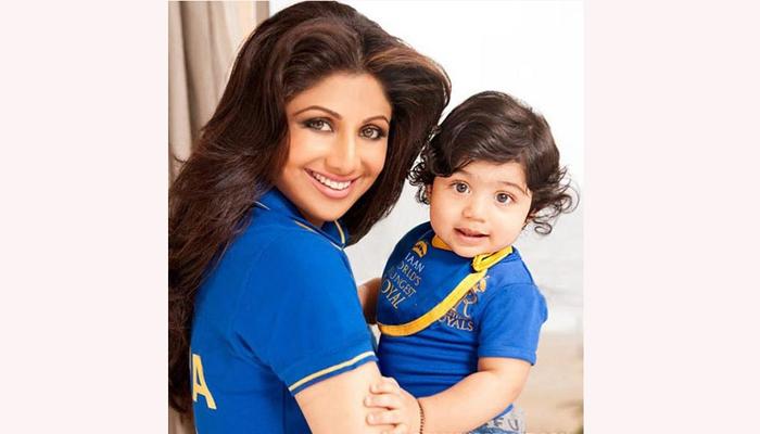 वियान कुंद्रा आई -वडील : शिल्पा शेट्टी आणि राज कुंद्रा  जन्म- 21 मे 2012