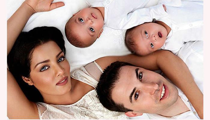 विराज-विंस्टन हाग आई -वडील : सेलिना जेटली आणि पीटर हाग जन्म- 24 मार्च 2012 (ट्विन्स)