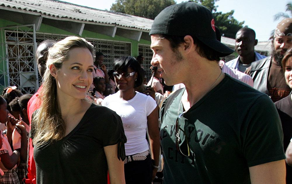 ब्रॅन्जेलिना : हॉलिवूडचं फर्स्ट कपल