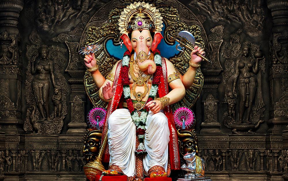लालबागचा राजा, मुंबई