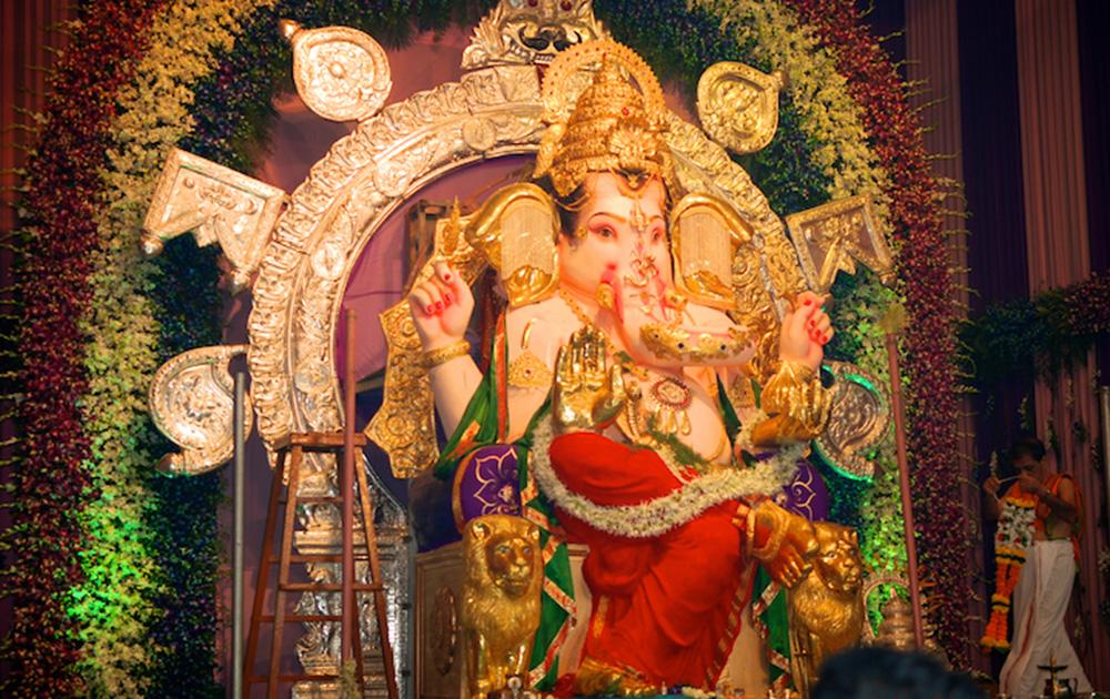 'जीएसबी' गणेश, मुंबई