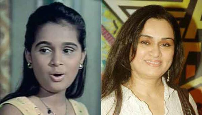 <p>५) पद्मिनी कोल्हापुरे (जन्म - 1 नोव्हेंबर, 1965)<br /> बालकलाकार- जिंदगी (1976), ड्रीमगर्ल (1977), सत्यम् शिवम् सुंदरम् (1978)<br /> अभिनेत्री - जमाने को दिखाना है (1981), प्रेमरोग (1982), प्यार झुकता नहीं (1983), ऐसा प्यार कहां (1986), दाना पानी (1989), फटा पोस्टर निकला हीरो (2013)</p>