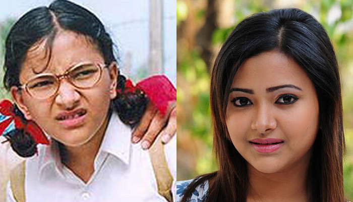 <p>१०) श्वेता प्रसाद (जन्म - 11 जनवरी, 1991)<br /> बालकलाकार- मकड़ी (2002), इकबाल (2005) टीवी शो- कहानी घर घर की<br /> अभिनेत्री- कोथा बंगारू लोकम (Kotha Bangaru Lokam) (2008, तेलुगु फिल्म), एक नादिर गालपो (2009, बंगाली फिल्म)</p>