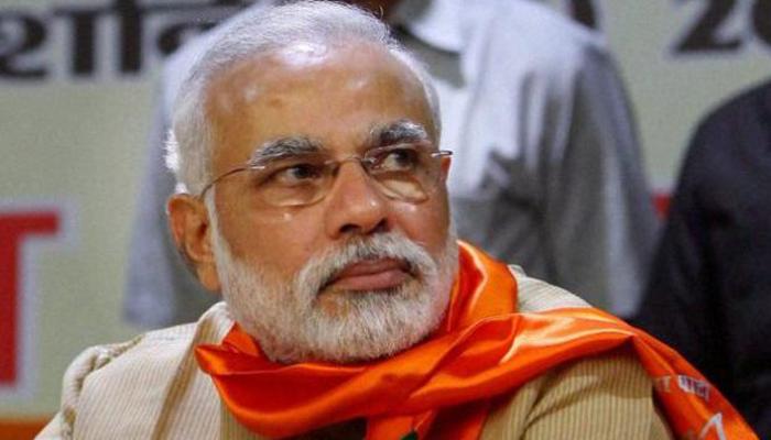 `भूमिअधिग्रहण कायदा हा अंबानींसाठी नाही`- नरेंद्र मोदी