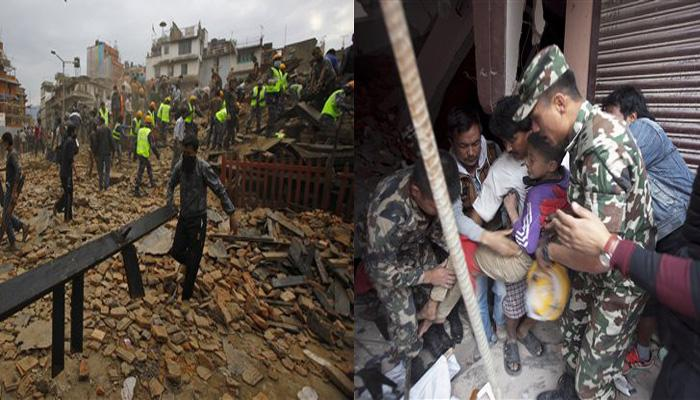 LIVE UPDATE : सकाळी नेपाळला पुन्हा भूकंपाचे धक्के, भारताचं ऑपरेशन `मैत्री`
