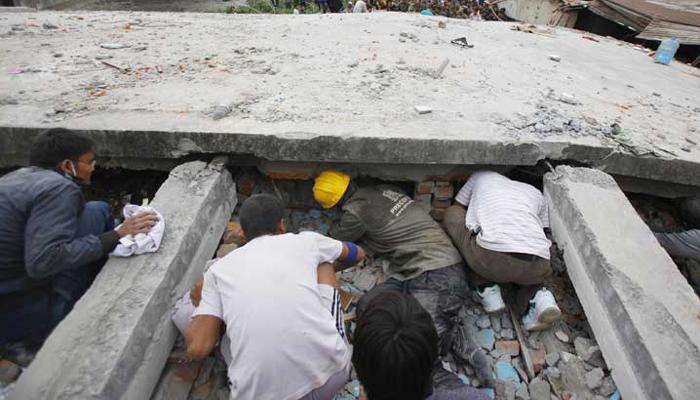 नेपाळमधील मृतांचा आकडा अडीच हजारापर्यंत