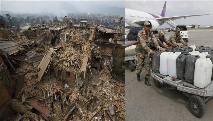 LIVE UPDATE : नेपाळमधील मृतांचा आकडा ३२१८, तर ६,५०० जण जखमी