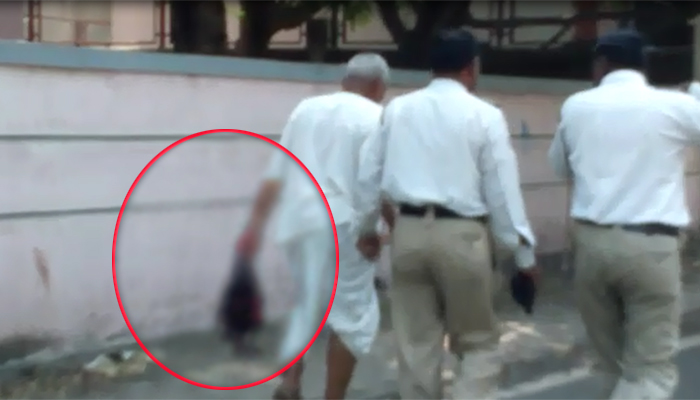 पत्नीचं छाटलेलं मुंडकं हातात घेऊन रस्त्यावर फिरणाऱ्या पतीला पुण्यात अटक