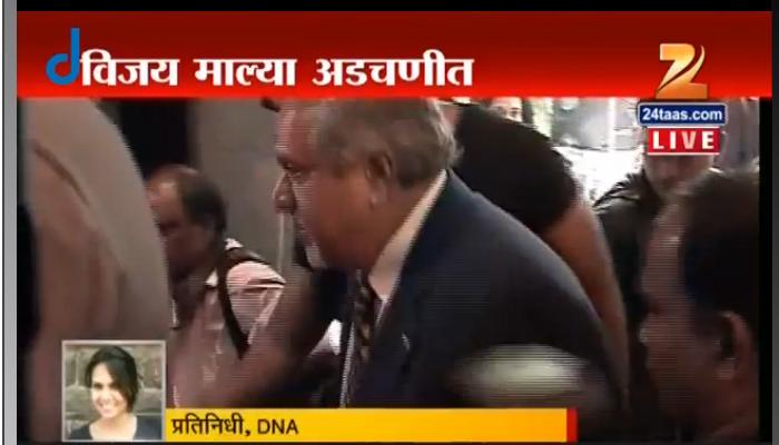 किंगफिशर विजय मल्ल्यांच्या घर, कार्यालयावर सीबीआयचे छापे