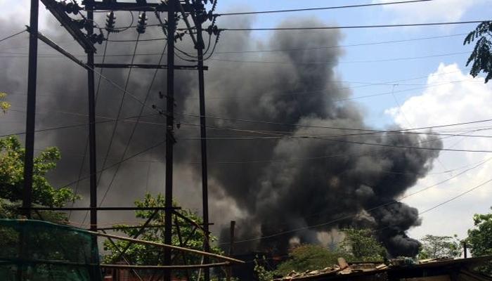 LIVE UPDATE : डोंबिवलीत केमिकल कंपनीतील स्फोटात ३ ठार, ३७ जखमी