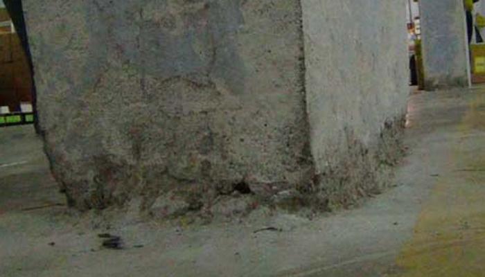 भिवंडीत इमारत खचली, ५ जणांचा मृत्यू