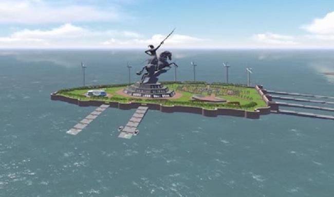 समुद्रातील शिवाजी महाराज स्मारकासाठी 3 हजार 600 कोटी