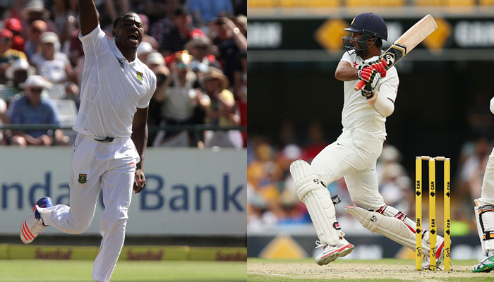 India`s tour of South Africa (November 2017-January 2018)
