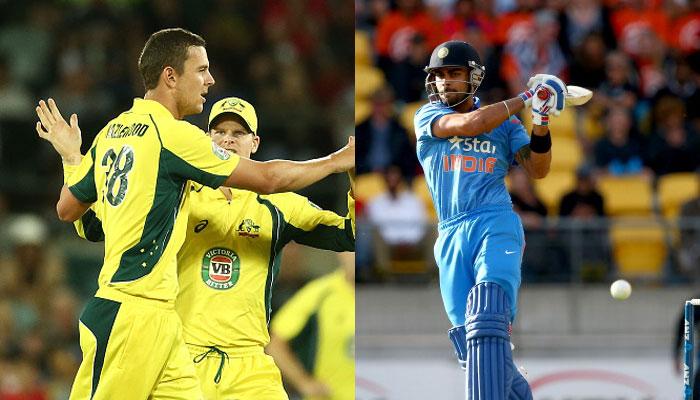 Australia`s tour of India