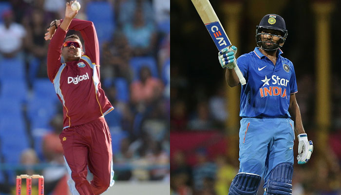 India`s tour of West Indies (July)
