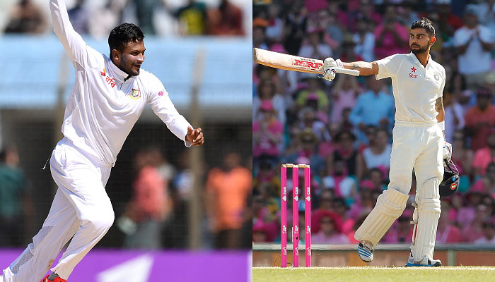 India vs Bangladesh One-Off Test