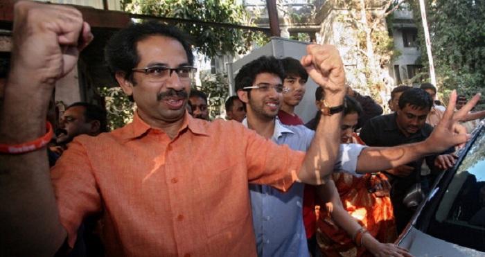गडकरी, राणेंना उद्धव ठाकरे यांनी केले जय महाराष्ट्र!
