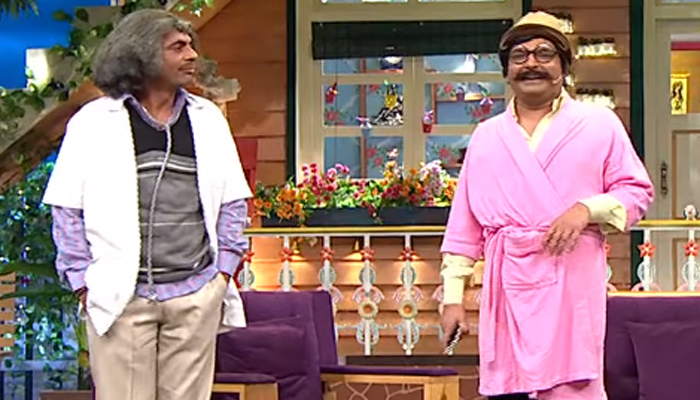 कपिल शर्मा आणि सुनील ग्रोव्हरमध्ये हाणामारी... कपिल म्हणतो...