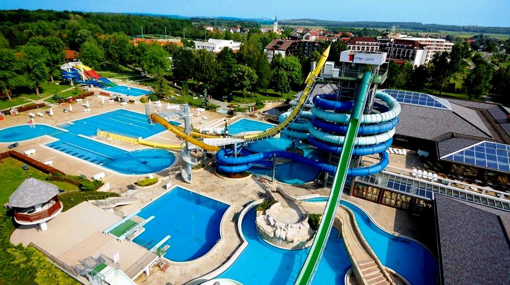 Aqualoop — Terme 3000 Adventure Pool Complex, Slovenia