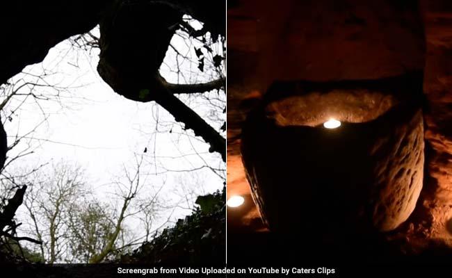 शेतात दिसले सशाचे बीळ, जवळ गेल्यावर समजले 770 वर्षांपूर्वींचे हे रहस्य