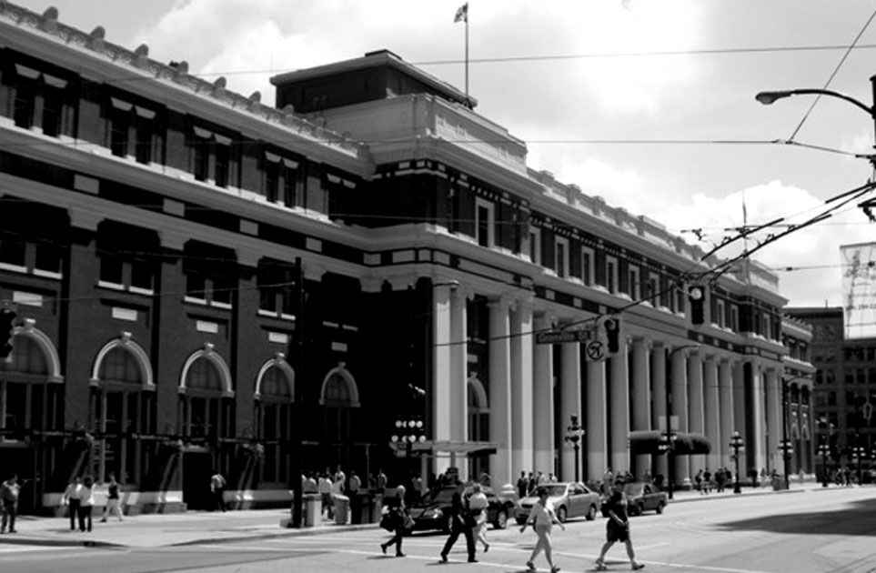Waterfront Station, Canada