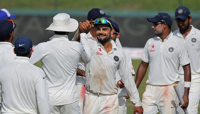 आयसीसी टेस्ट रँकिंगमध्ये भारत पहिल्या स्थानावर कायम