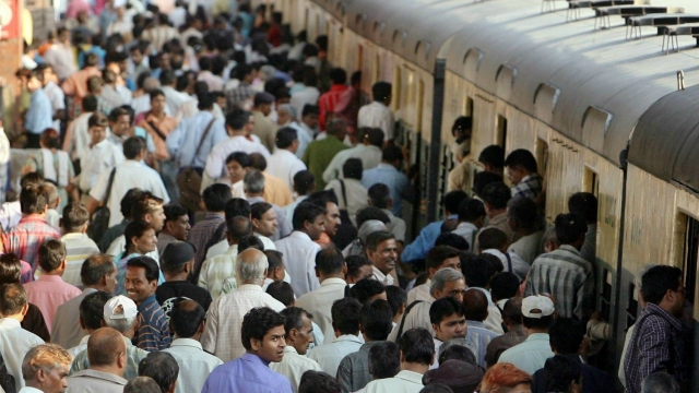 २०२४ मध्ये भारताची लोकसंख्या चीन पेक्षा अधिक असेल