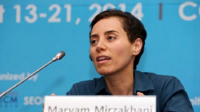 प्रसिद्ध गणित तज्ज्ञ मरियम मिर्जाखानी यांचं प्रदीर्घ आजारानं निधन