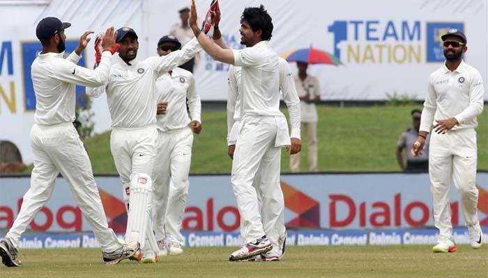 भारत-श्रीलंका आज तिसरी कसोटी, पावसाचे सावट