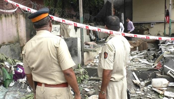 भांडुपमध्ये गॅस सिलिंडरचा स्फोट, एकाचा मृत्यू