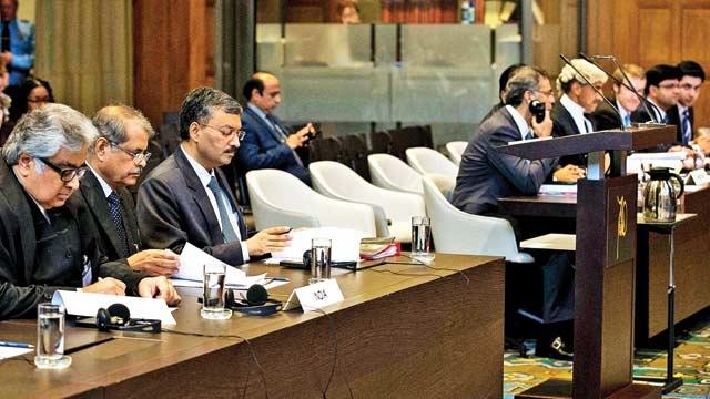 कुलभूषण जाधवप्रकरणी भारत आज आंतरराष्ट्रीय कोर्टात रिपोर्ट सोपवणार