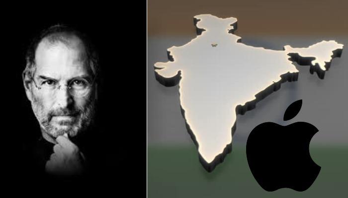स्टीव्ह जॉब्जला भारताकडून प्रेरणा, केली 'अॅप्पल'ची स्थापना