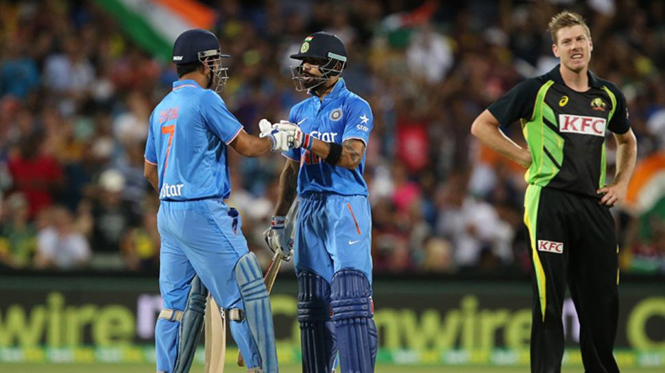 भारत वि ऑस्ट्रेलिया वेळापत्रक