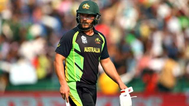 पहिल्या वनडेआधी ऑस्ट्रेलियाचा फिंचला दुखापत