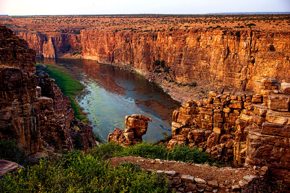 Grand Penna River Canyon, Gandikota