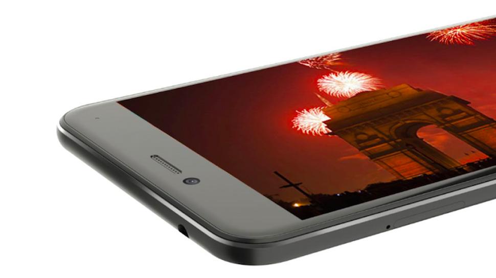 फ्लिपकार्टने लाँच केला पहिला स्मार्टफोन Billion Capture+