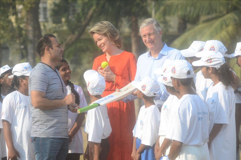 मुंबईच्या मैदानात राजा, राणी आणि नजाफगडचा नवाब