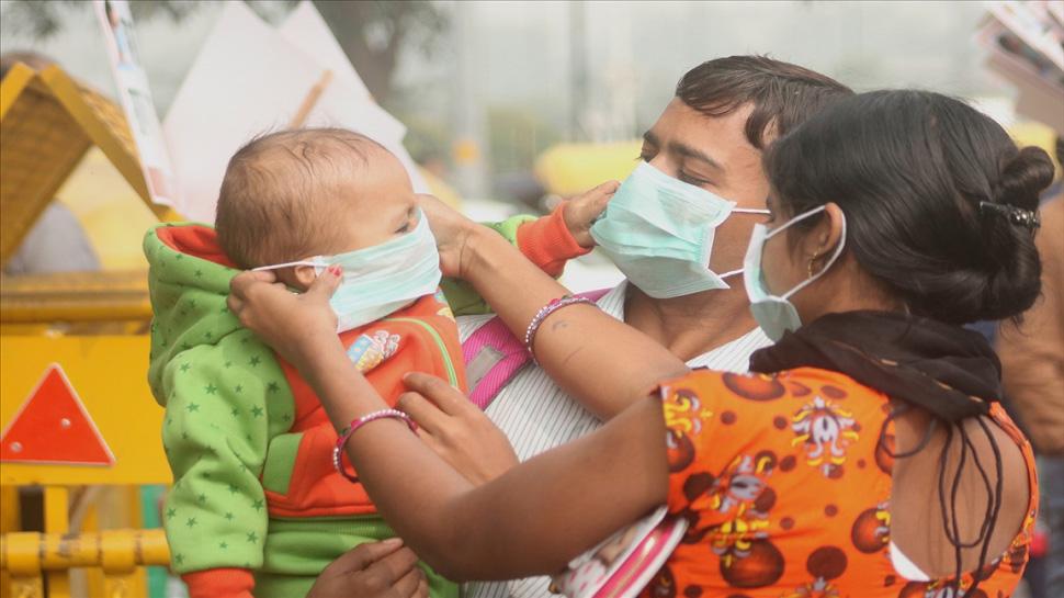 वायू प्रदूषणामुळे हाडं होतात कमकुवत