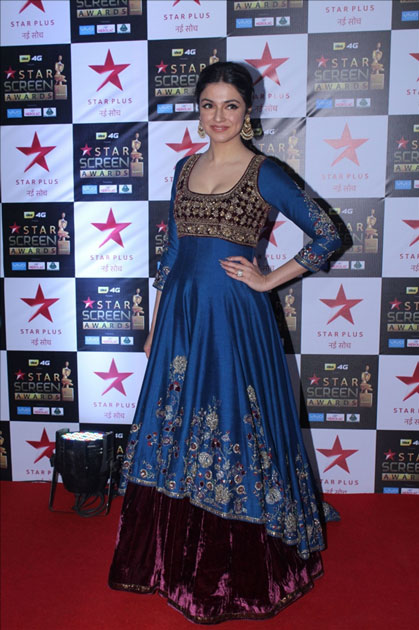 Filmmaker Divya Khosla Kumar at the red carpet of